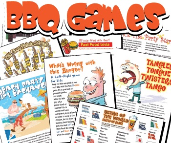 BBQ Party Games Bargain Bundle