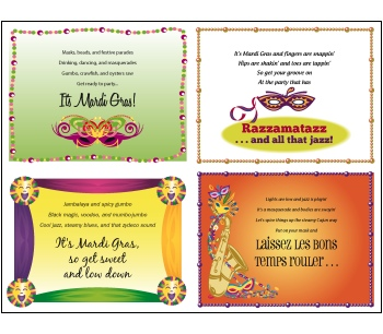 Free printables, including invitations, quizzes and coloring pages