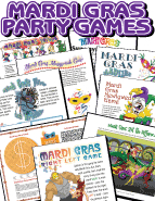Mardi Gras Games double pack: Trivia and Masquerade