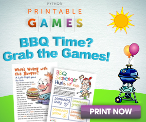 BBQ games to play