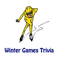 Click to get Winter Olympic Games printable trivia!