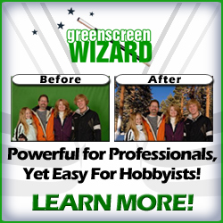 Green Screen Wizard Coupon