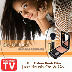 Go-Natural - All In One Cosmetic