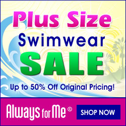 Plus size swim suit sales, coupons, promos