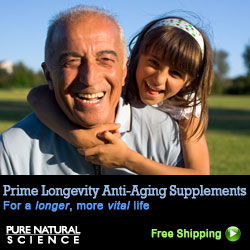 Pure Natural Science Prime Longevity Free Shipping