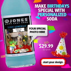 myJones Birthday Ideas