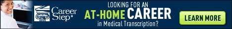Looking for a New Career in Medical Transcription?  Career Step