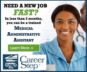 In less than 3 months, you can be a trained Medical Administrative Assistant!