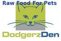 DodgerzDen Logo Text Banner 40 125