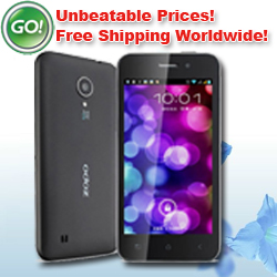 ZOPO is the new star of cheap Android smartphone, they released the first Android smartphone with MTK MT6575 processor, and follow the trend, ZOPO released new ZOPO Field phone with larger screen. Powered by 1 GHz MTK MT6575 processor, the ZOPO ZP500 make