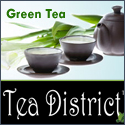 TeaDistrict - Green tea