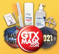 GTX Mask PPE