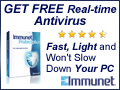 Get Immunet Protect Real-time Antivirus
