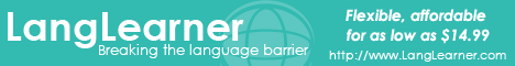 Langlearner-Foreign language learning for adults and children