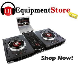 DJ Equipment Store
