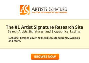 Artists Signatures