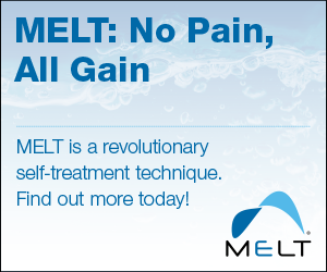 MELT No Pain, All Gain