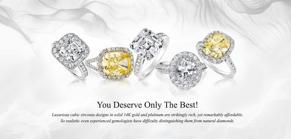 The Best Cubic Zirconia - From Birkat Elyon