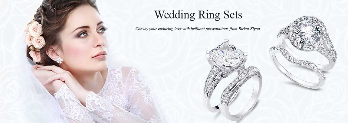 Only the Best Cubic Zirconia Wedding Rings