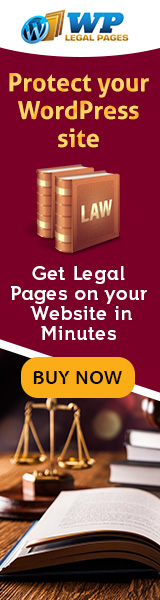 WordPress legal pages plugin