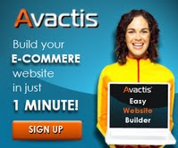 Avactis Ecommerce Website