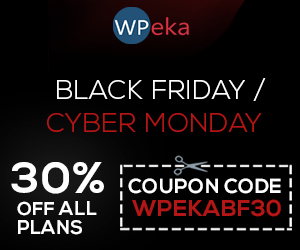 WPeka club coupon code 30% Off All Plans