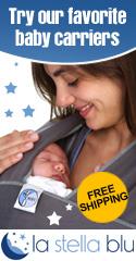 La Stella Blu Baby Carriers