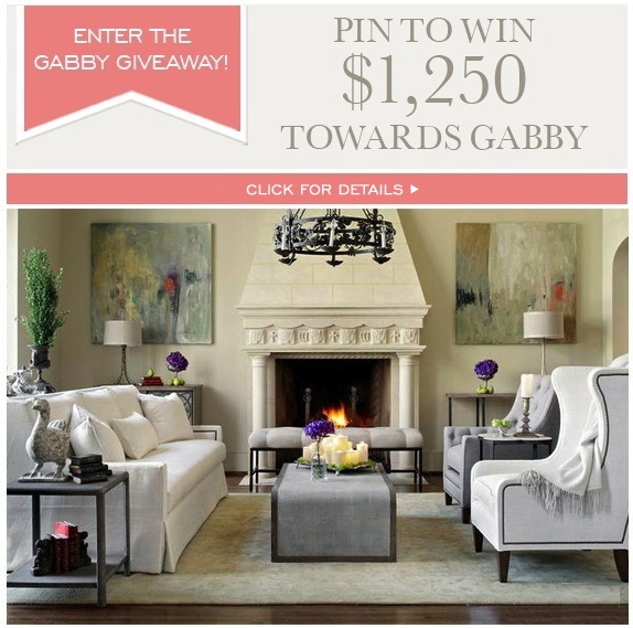 Pin to Win $1,250 Towards Gabby on Layla Grace!