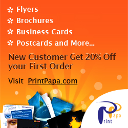 Flyers,brouchers & business cards