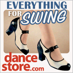 find everything for swing dance at dancestore.com