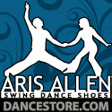 aris allen and dancestore.com swing dance shoes