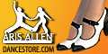 retro and modern dance shoes styles at dancestore.com
