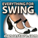 find deals on swing dance footwear, clothes, and accessories from dancestore.com