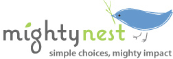 Shop mightynest.com for non-toxic products to create a healthy home Barb's Five Favorites ~ August Edition