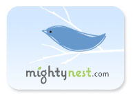 shop mightynest.com for nontoxic, organic, natural products for your home