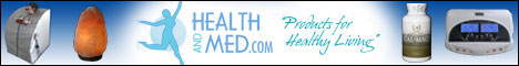 HEALTHandMED.com, Products for healthy living