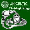UK Celtic Jewellery claddaghrings_125x125
