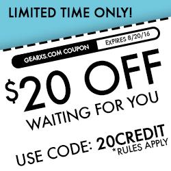 Use Code: 20CREDIT