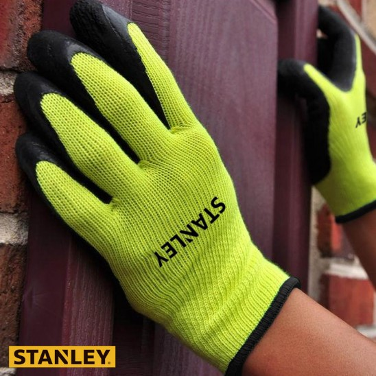 Stanley Heavy Duty Thermal Latex-Coated Work Gloves Was: $39.99 Now: $5.75 and Free Shipping.