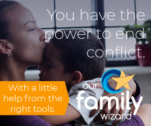 OurFamilyWizard co-parenting app and tools to end conflict