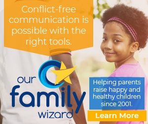 OurFamilyWizard helps co-parents with conflict-free communication