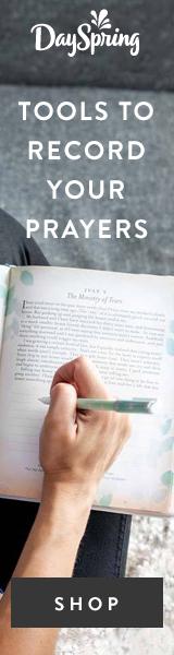 Dayspring prayer journals