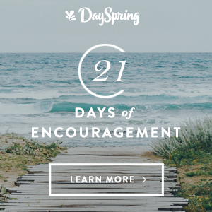 21 Days of Encouragement