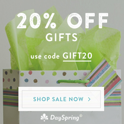 20% Off gifts with code GIFT20