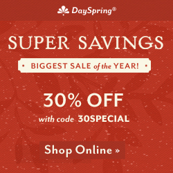 DaySpring Super Sale