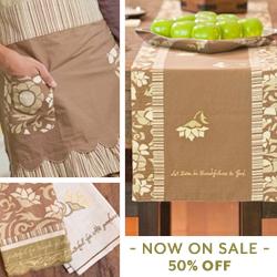 Ever Grateful Fabric- 50% off
