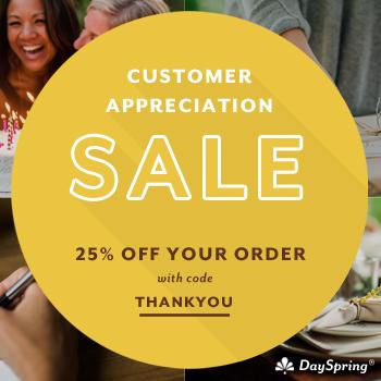 Day Spring Customer Appreciati...