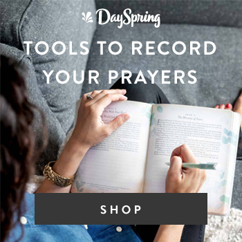 Dayspring Prayer Journals