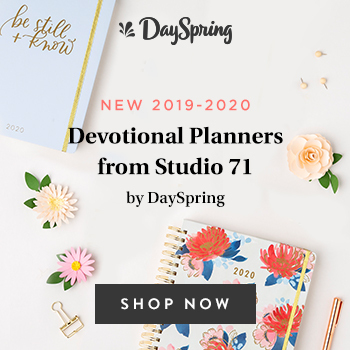 Dayspring New Devotional Planners