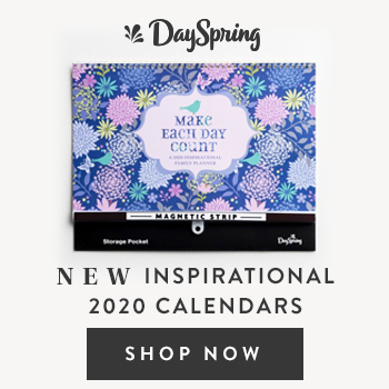 Day Spring 2020 calendars